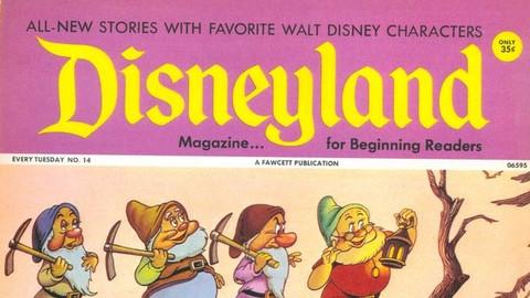Fairytale Romance: Disneyland mag
