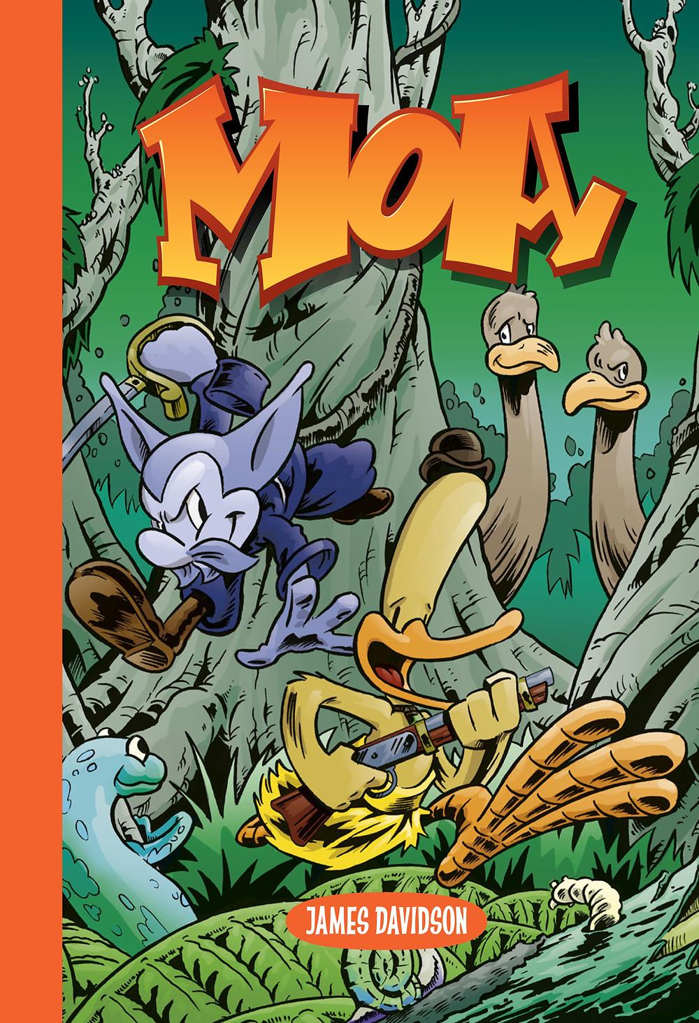 cover: moa