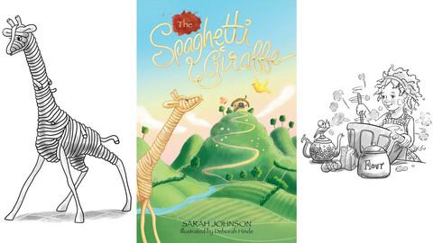 THE SAMPLING: The Spaghetti Giraffe, by Sarah Johnson
