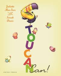 Toucan Can cover