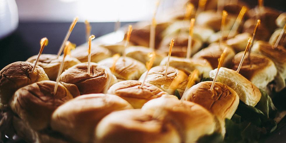 Hagar 5 Catering Tasting Event