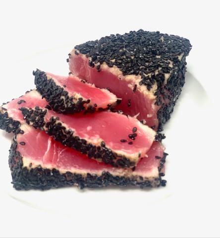 Black Sesame Seared Ahi Tuna
