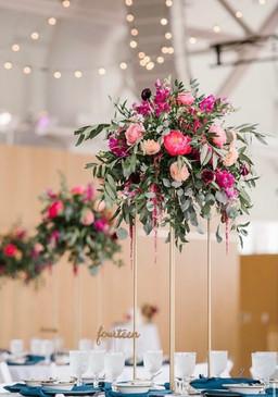 Florals: Pomp and Bloom