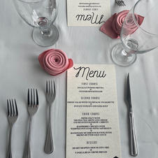 Valentines Tablescape