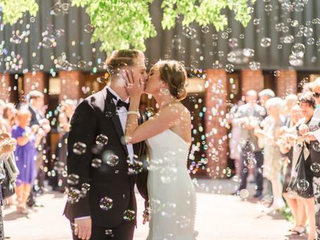 An Elegant May Wedding in Columbus Indiana