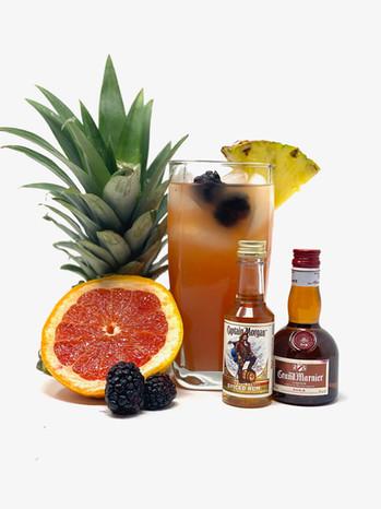 Fruity Rum Punch
