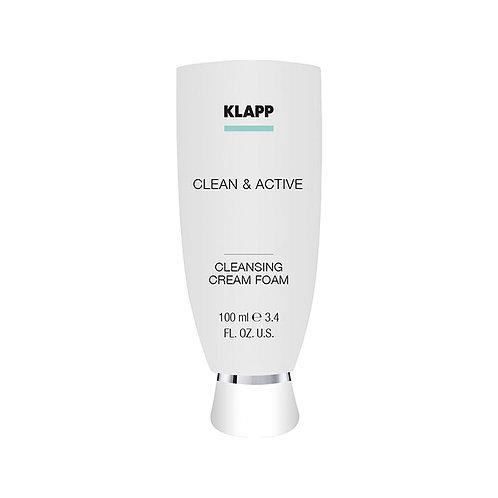Cleansing Cream Foam