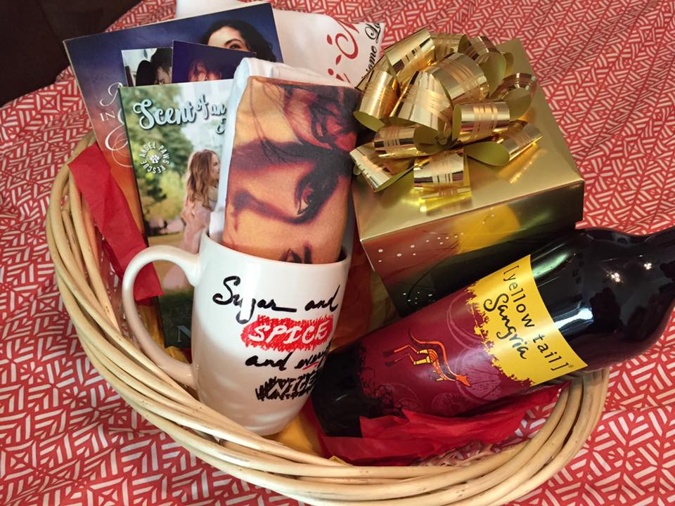 "My RT ""Gift Basket Giveaway"" for Readers"