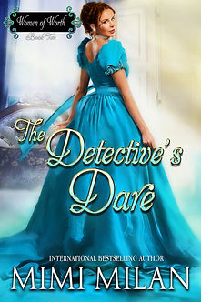 Women of Worth Book 10- The Daring Detec