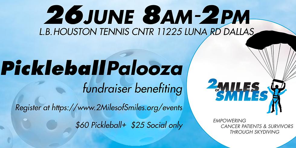 Pickleball Palooza Fundraiser