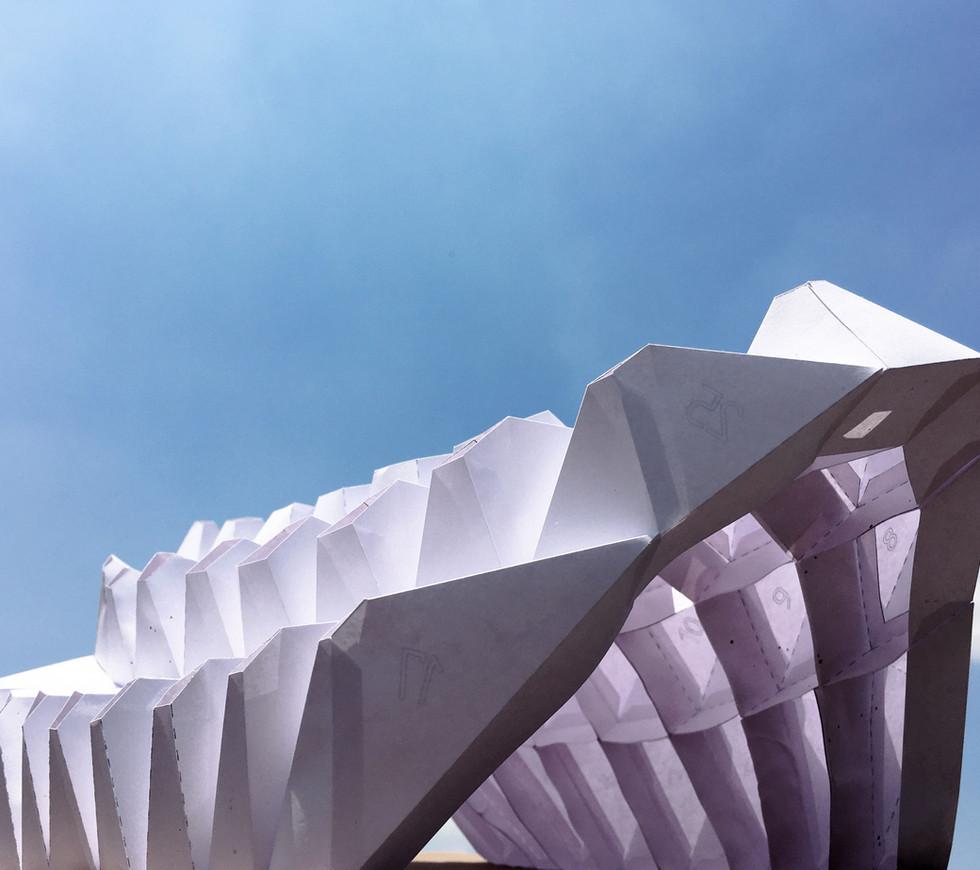 Truncated Pavilion