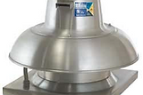 ​CAPTIVE CENTRIFUGAL DOWNBLAST EXHAUST FANS - DD-FA