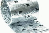 3M FIRE BARRIER DUCT WRAP 615+ FIRE INSULATION