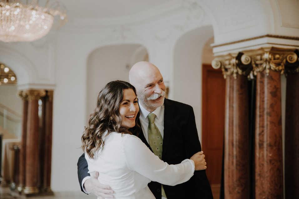 Standesamt-Braut