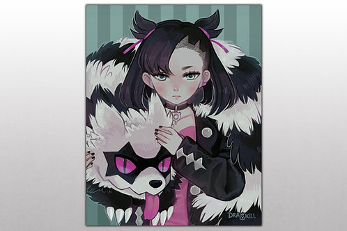 'Marnie' Print