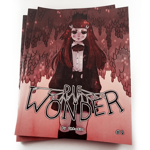 Die Wonder Issue #2