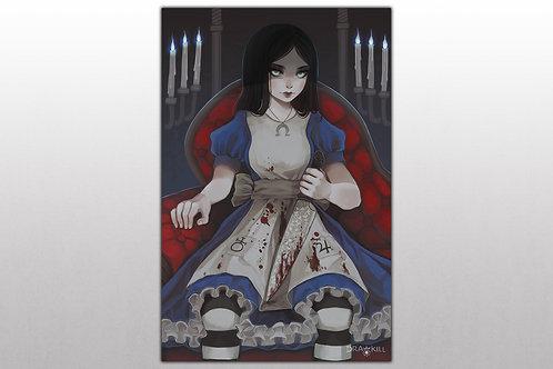 'Alice' Print
