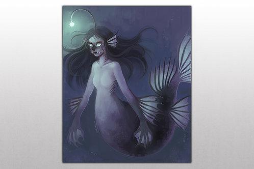 'Deep Sea Fishing' Print