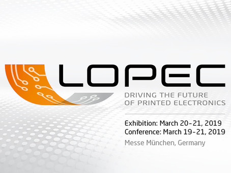 LOPEC 2019 | March 19-21 in Munich