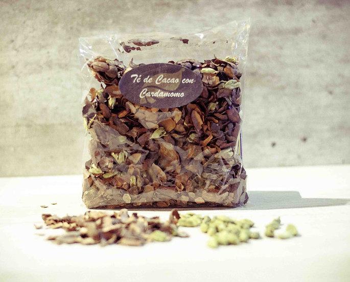 Té de Cacao con Cardamomo 70 gr.