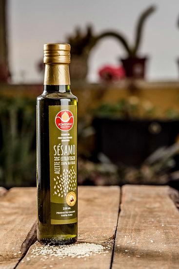 Aceite de Sésamo 250 ml.