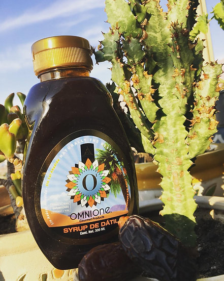 Syrup de Dátiles 300 ml