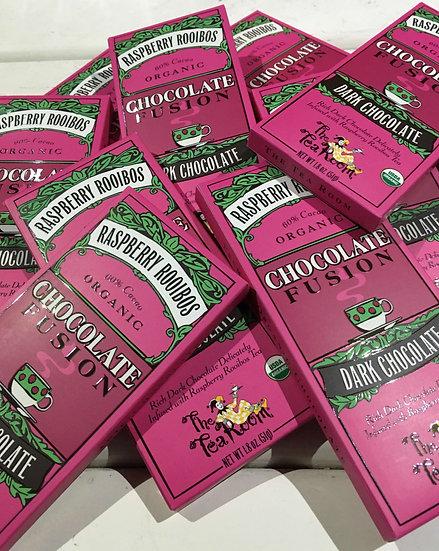 Bitter Raspberry Rooibos 51 gr. 60% de Cacao