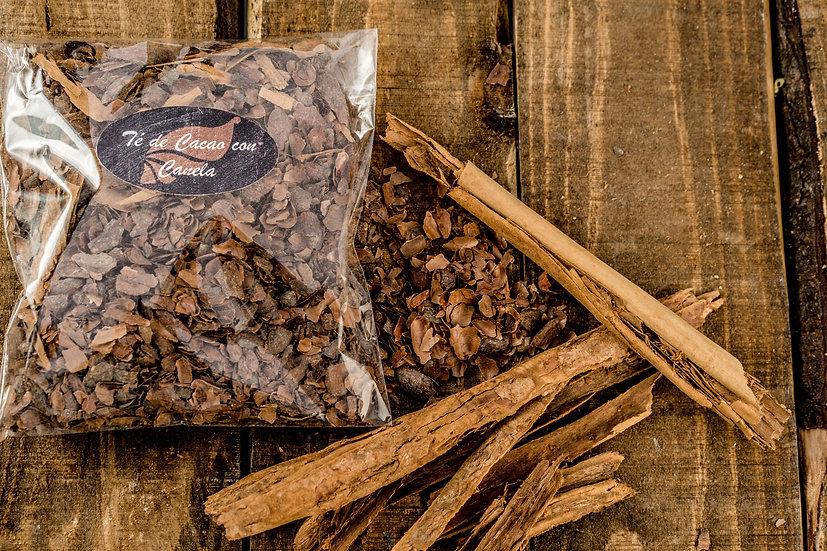 Té de Cacao con Canela 70 gr.