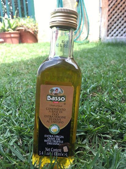 Aceite de Oliva al Tartufo 100 ml.