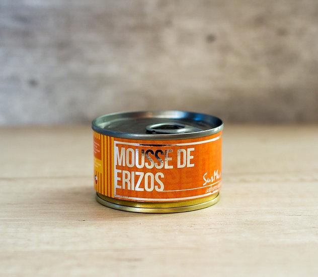 Mousse de Erizo 100 gr.