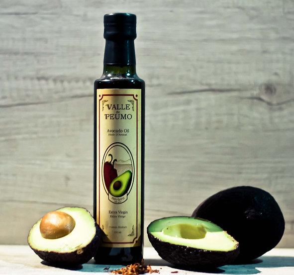 Aceite de Palta Merkén 250 ml.