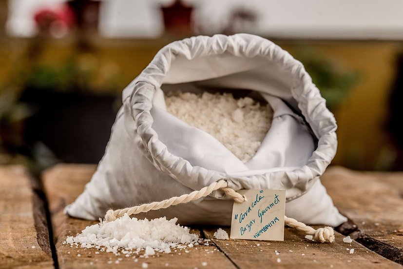 Sal de Mar de Cáhuil 1 kilo