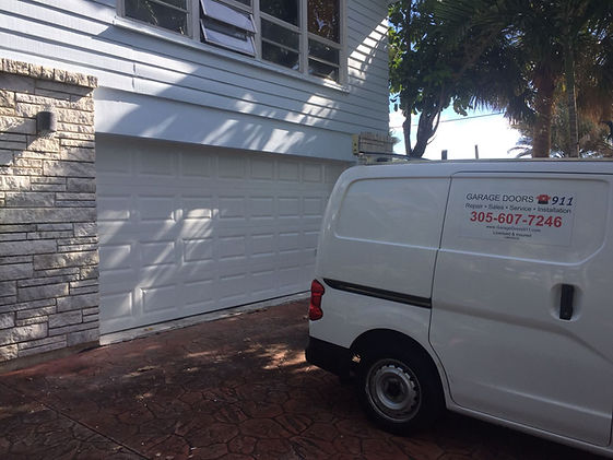 Garage Doors 911 Miami Dade Florida hurricane rated garage doors