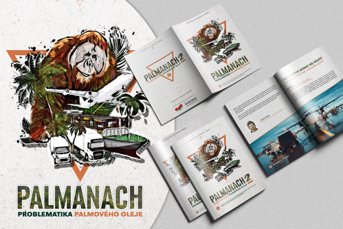 Informativní brožura Palmanach II