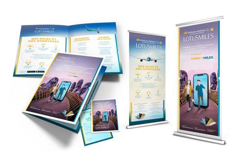 Informační kampaň Lotusmiles