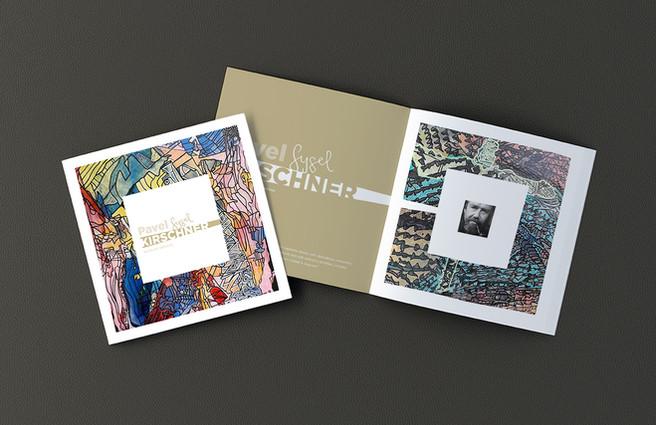 Katalog obrazů - Pavel (Sysel) Kirschner