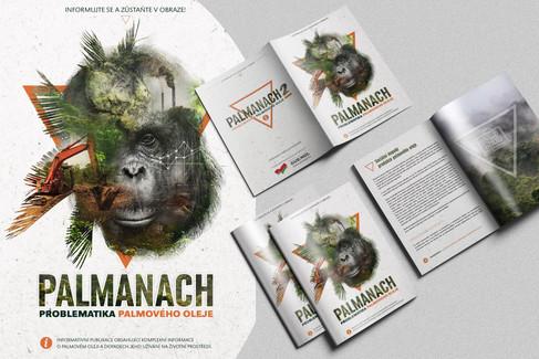 Informativní brožura Palmanach