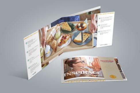Produktový katalog La Lorraine