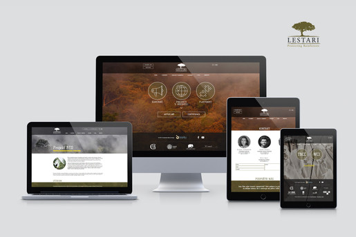 Jednotný vizuální styl a webové stránky