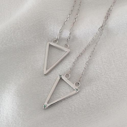 Escapulário Triângulo