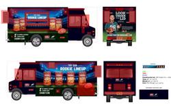 Vending Truck Template