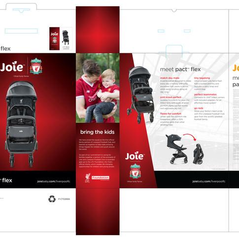 LFC Pact™ flex Packaging Design