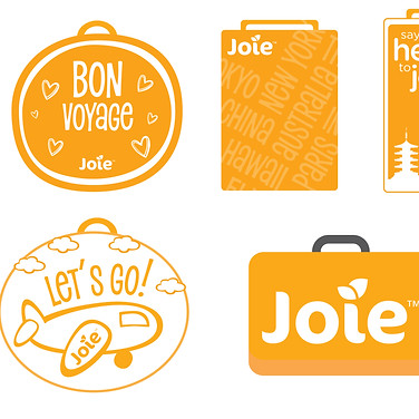 Joie Luggage Tag