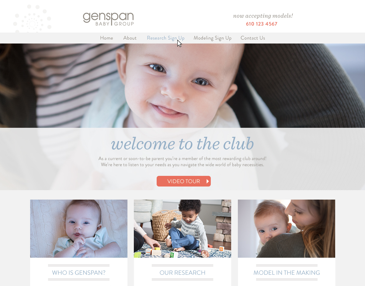 Genspan Baby Group