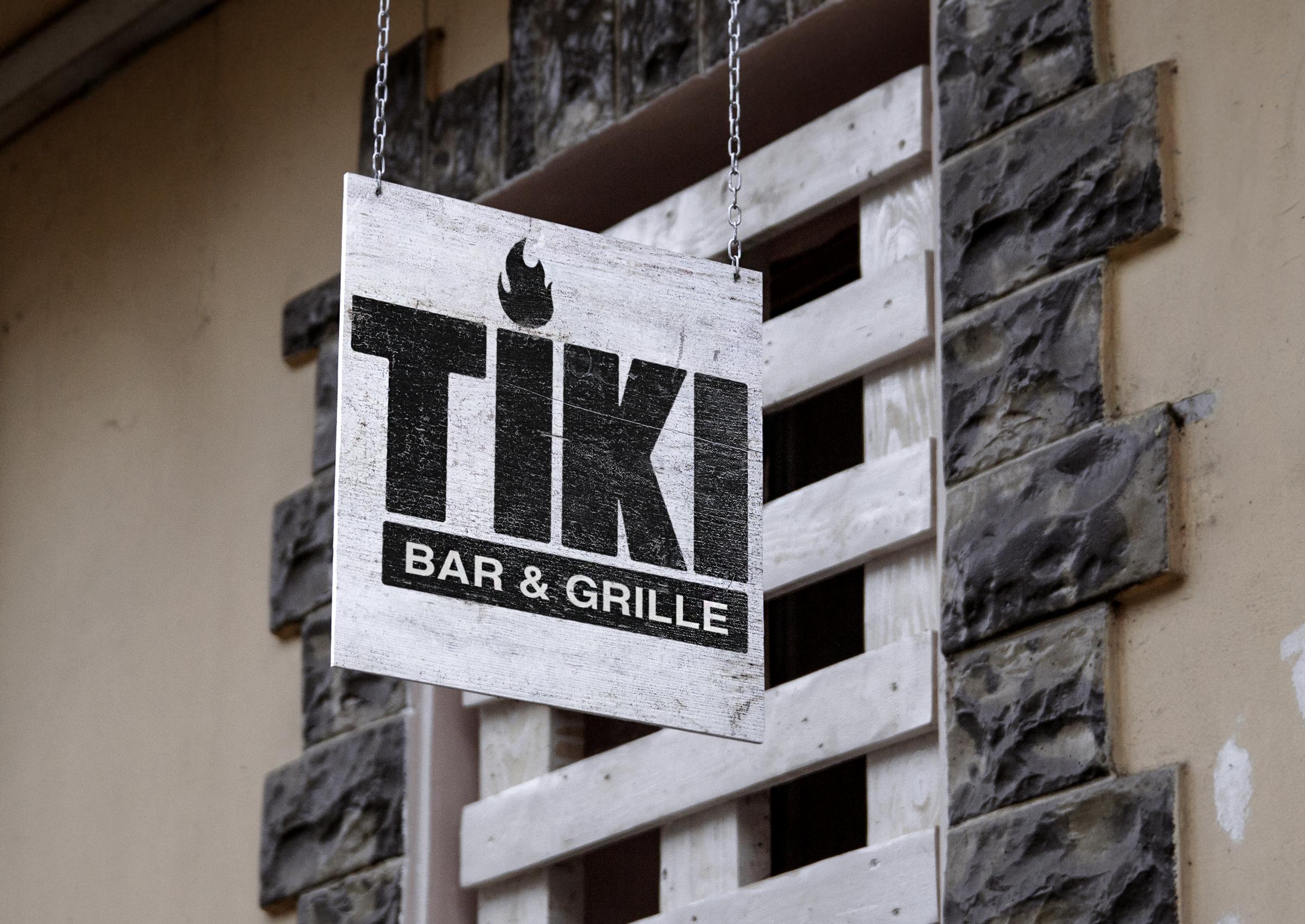 Tiki Bar & Grille