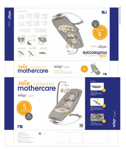 Mothercare Wisp Product Carton