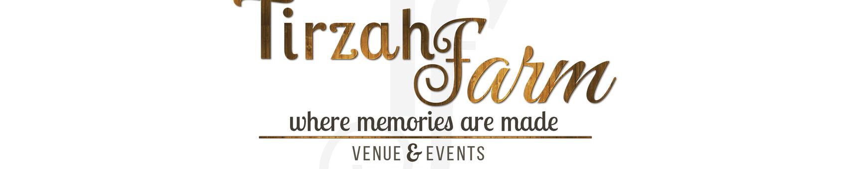 Tirzah Farm Logo