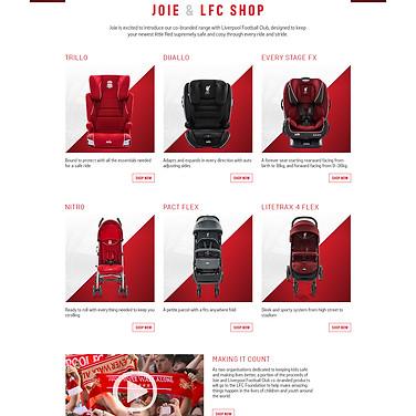 LFC Argos Brand Page