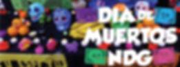 Dia de muertos NDG, Jour des morts NDG, Day of the Dead NDG - PAAL