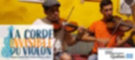 La corde invisible du violon, The Violin's Invisible Chord - PAAL